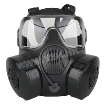 NEW Airsoft Double Protection Mask M50 nuclear war crisis series Tactical Mask Black/green/Tan(China)
