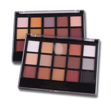 Autumn Winter Natural Eye Makeup Light Eye Shadow Shimmer Matte Eyeshadow Palette Set Cosmetic Hot Sell(China)