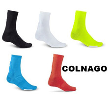 2016 COLNAGO Professional brand Cycling sport socks Protect feet breathable wicking socks cycling socks Bicycles Socks(China)