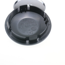 20pcs 76mm car wheel center cap hub cap cover for vw 7L6601149 styling(China)