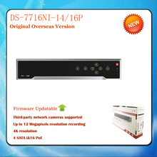 Buy Hikvision NVR DS-7716NI-I4/16P English version 4 SATA 16 POE Support 12MP IP camera Surveillance Video Recorder for $559.00 in AliExpress store