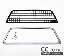 Tamiya 1/10 Hilux Hynix. Boar RC4WD TF2 metal grid Rear Window