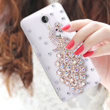 Fashional Diamond Glitter Peacock Style Phone Case For LeEco LE 1/X600,Luxury Cell Phone Case Shell For LeEco LE 1 Pro/X800