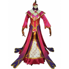 Game LOL Hero Sona Buvelle Cosplay Dress Set For Adult Women Comic Con Party Halloween Christmas Cosplay Costume 2 styles
