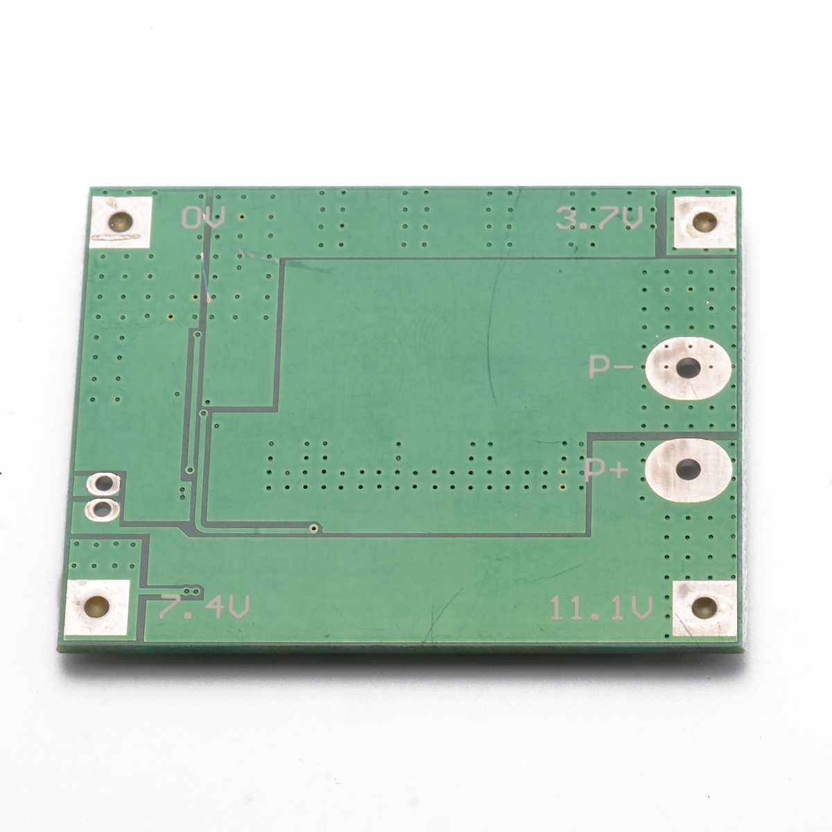 12.6V-13.6V Voltage Protection Board Electrical 3S 40A Li-ion Lithium Battery Charger Module BMS Protective Charging Board