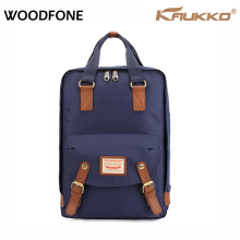Original KAUKKO Brand Authorized Nylon Portable Backpack Canvas Bag Backpack Laptop Bag Men KAUKKO209