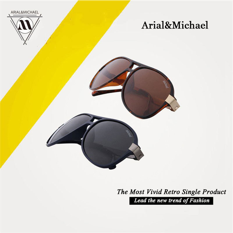 Arial&amp;MichaeL New Fashion Flight Sunglasses Mens Outdoors Sport Shades Sun glasses Brand Eyewear Oculos de sol masculino Unisex<br><br>Aliexpress