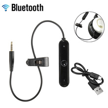 1pc Bluetooth 4.1 Wireless Adapter With Micro USB Cable High Quality Bluetooth Adapter Cable for OE2 OE2i OE QC25 Bose Headphone