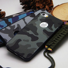 Camouflage case for iPhone 5 5s SE silicone TPU Breathable Mesh Radiating soft Skin case cover 1pc