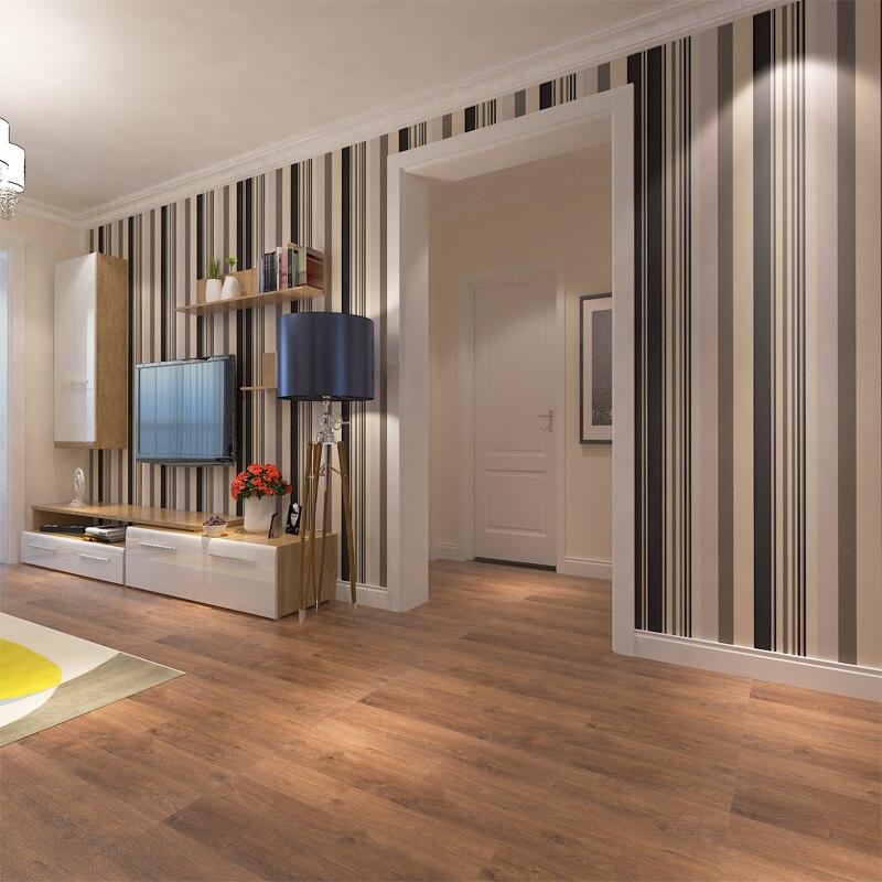 Stripes Design Waterproof PVC Embossed Wallpaper for walls Livingroom Bedroom TV Sofa Hotel Decor QZ0032 papel de parede<br><br>Aliexpress