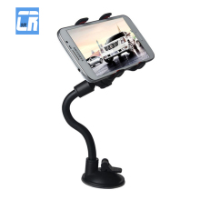 DCR Universal Car Phone Holder Gooseneck Stand Long Arm Windshield Cellphone Car Mount Bracket Support Telephone Voiture Stent(China)