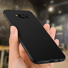 TCICPC Case For Samsung Galaxy S8 Case Cover For Samsung S8 Plus Case Original Ultra Thin Silicone TPU Phone Case For Galaxy S 8