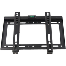 "TV stand Wall Mount Flat Screen Bracket Panel Fixed Mount sostenedor de television en pared  14""~40"""