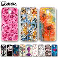 Buy AKABEILA Soft TPU Phone Cases Lenovo S820 S 820 4.7 inch Covers Nutella Flamingo Tetris Bags Back Silicone Housing Shell for $1.28 in AliExpress store