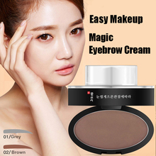 Printed Type Eyebrow Powder 3D Eyes Makeup Eyebrow Enhancers Long-lasting Natural Perfect Make Up Professional Korean Cosmetic