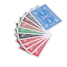Andy Changes Color Card Magic Props Magic Card Sets Magic Trick mentalism illusion close up magia toy easy to do 81378(China)