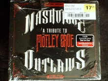 Nashville Outlaws: Tribute Motley Crue USA Original CD SEALED Digipak - 41CD Store store