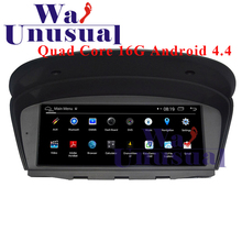 "8.8"" Android 4.4 Car Radio Player for BMW 5series E60 E61 M5 for 6series E63 E64 M6 for 3series E90 E91 E92 E93 M3 Quad Core 16G"
