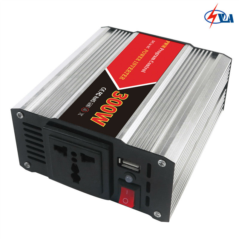 W300 PWM 12V 24V AC 110V 220V 3-Step(Part) Control Inverter with more Efficiency more Protection function<br>