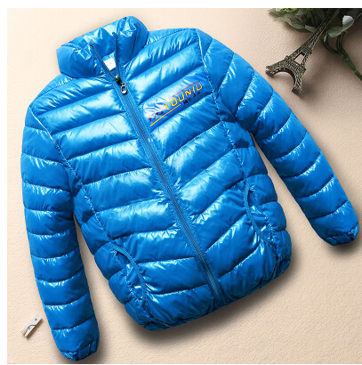 Retail Free shipping children coats Warm  thick padded jacket down Outwear for girls and boys autumn and winter Kids Outwear Одежда и ак�е��уары<br><br><br>Aliexpress