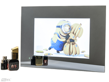 "19"" waterproof Mirror TV for Bathroom, Analog tuner (NTSC, PAL, SECAM), AVS190FS. Free shipping.(China)"