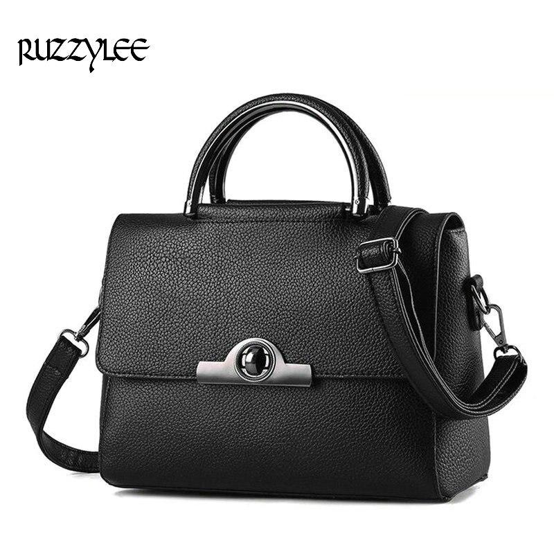 2017 womens satchel bags Fashion brand design handbags PU leather bag female tote bag Good Quality Hot Selling<br><br>Aliexpress