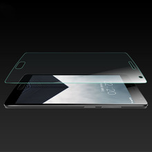 0.26mm Screen Saver Protection Tempered Glass Film Oneplus three 3 3T Glass Screen Protector Oneplus X One Plus two 2 1+ 2 9H