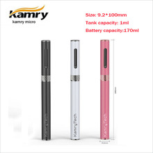 Buy 100% Original kamry micro e-cigarettes Vape vaporizer mini e cig hookah pen electronic cigarette vaper e cigarette start kits for $6.50 in AliExpress store