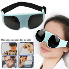Hot !Eye Massage Device Eye Care Health Electric Vibration Release Alleviate Fatigue eye Go black eye Anti myopia STA