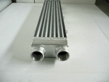 "NEW  for Aluminum Intercooler 550x140x70 mm 2.2"" Inlet outlet Delta Fin Design One Sided"