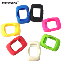 Silicone Gel Skin Case Cover for Garmin Edge 500 / 200 GPS Cycling Computer