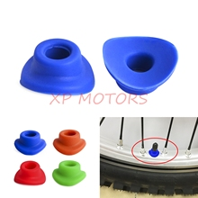 Air Valve Sleeve Guards Silicone Rubber For Inner tube  off-road Bikes ATV and UTV Prevent water dust splash into Inner Tubes