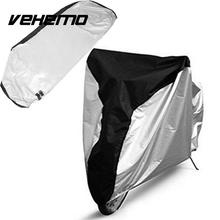 Waterproof Motorcycle Scooter Outdoor Rain Dust Cover S-XL Size Universal(China)