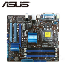 Asus P5G41C-M LX Desktop Motherboard G41 Socket LGA 775 Q8200 Q8300 DDR2/3 8G u ATX UEFI BIOS Original Used Mainboard On Sale(China)