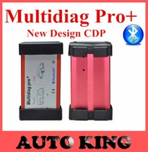 2017 Big discount! Multidiag pro with Bluetooth mvd tcs cdp pro for Cars / Trucks obd2 auto diagnostic tool Free Shipping