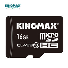 Kingmax Micro SD Memory Card 32GB Class6 Carte Micro SD 16gb Micro SD Card 8gb TF Card Compact Flash Microsd 32gb adapter reader(China)