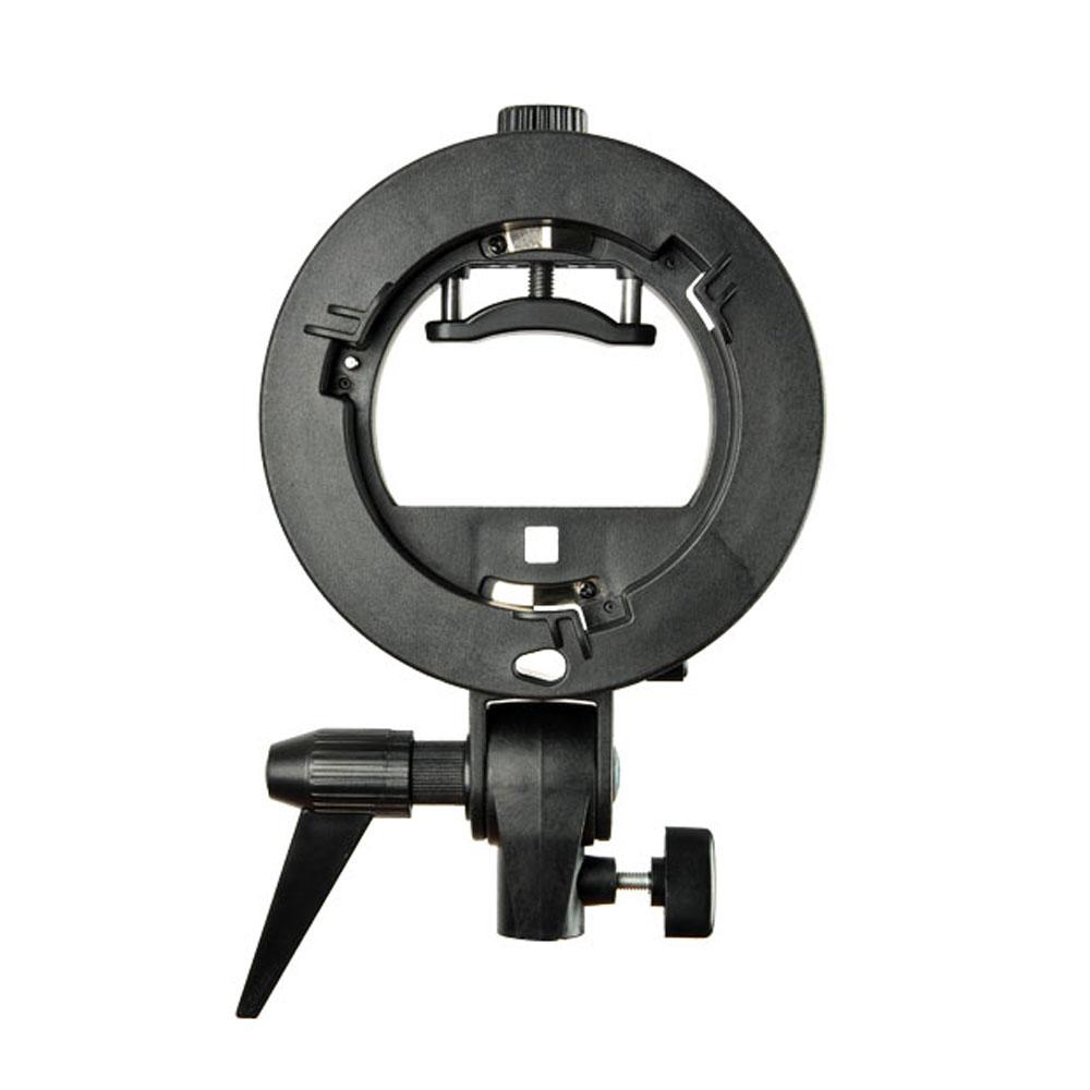 Godox S-Type Bracket Bowen mount + Softbox Kit For Camera Flash (14)