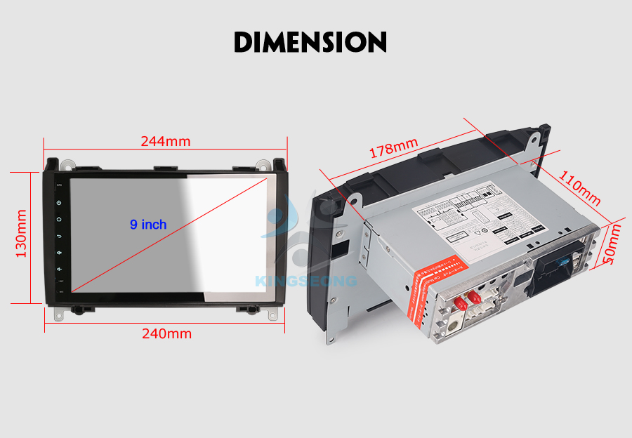 ES7801B-E23-Dimension