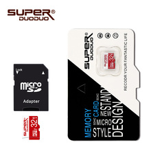 free Adapter hot sale Cartao De Memoia 8GB 16GB Micro SD Card 32GB 64GB Memory Card Class10 TF Card High Speed Transflash Card(China)