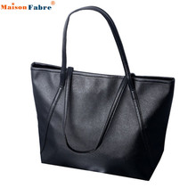 Hot Sale Simple Winter Larger Capacity Leather Women Bag Messenger bolsos mujer leather bags women 5.41