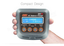 HOT SAIL SKYRC S60 60W AC Balance Battery Charger Discharger for Remote Control Airplane RC Car Charging Accs