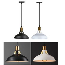 Adjustable Vintage Pendant Lights Loft Pendant Lamp Hanging Lamp Lampshade Restaurant Bar Coffee Shop Home Lighting Luminarias