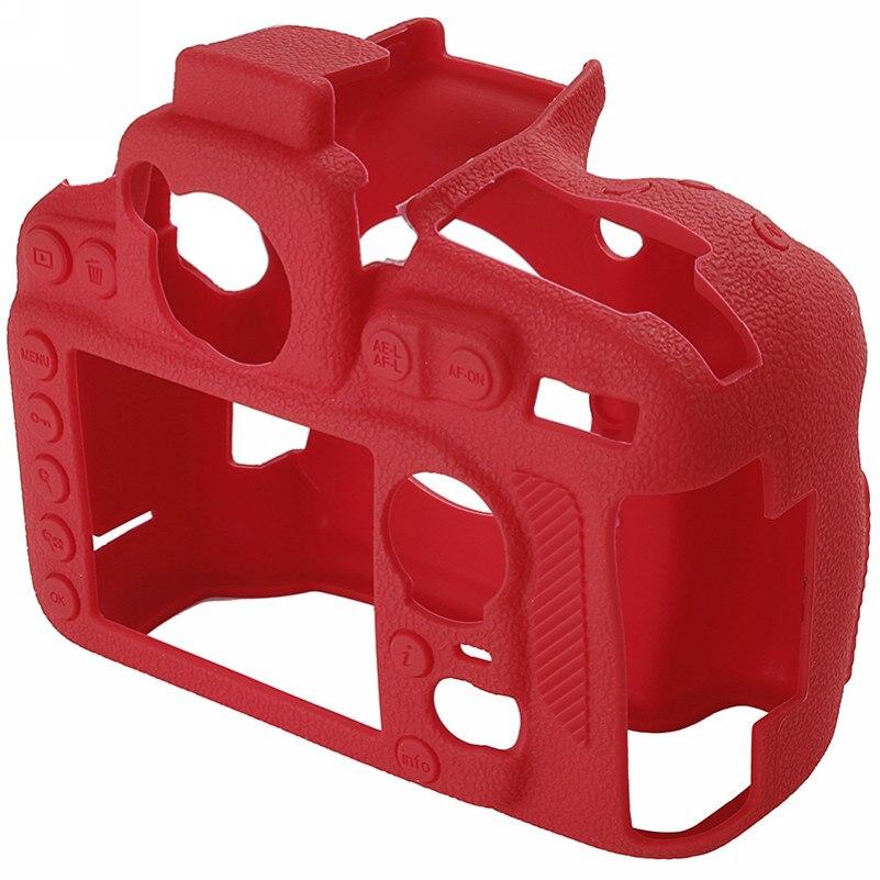 Soft Silicone Rubber Camera Bag For Nikon D810 D800 D850 Protective Body Case Skin DSLR Camera Rubber Cover Bag (4)
