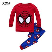 Pajamas Set Children Girls Clothing Kids Cotton T shirt+Pants Sleepwear Baby Girls Home Clothes For Summer Pajamas Sets(China)