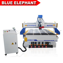 Popular!widely used!cheap sculpture wood carving cnc router machine with vacuum table and dust collector