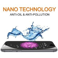 Invisible Full Cover Phone Liquid Screen Protector NANO Liquid Technology 3D Curved Edge Tempered Glass Film for Universal Phone