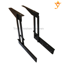 with thickening support hinge lift top coffee table mechanism B07