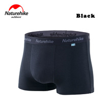 Naturehike Men Boxers Underwear Coolmax Quick-Drying Breathable Outdoor Sports Underwears Shorts(China)