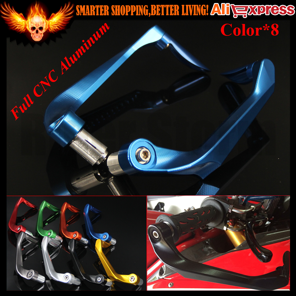 7/8 22mm Motorcycle Handlebar Brake Clutch Levers Protector Guard for Yamaha XJR 1300/Racer R6S USA VERSION R6S CANADA VERSION<br>