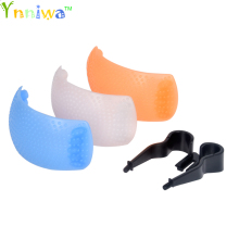 Soft Box Diffuser white blue orange for Internal Flash all camera DSLR PFD5